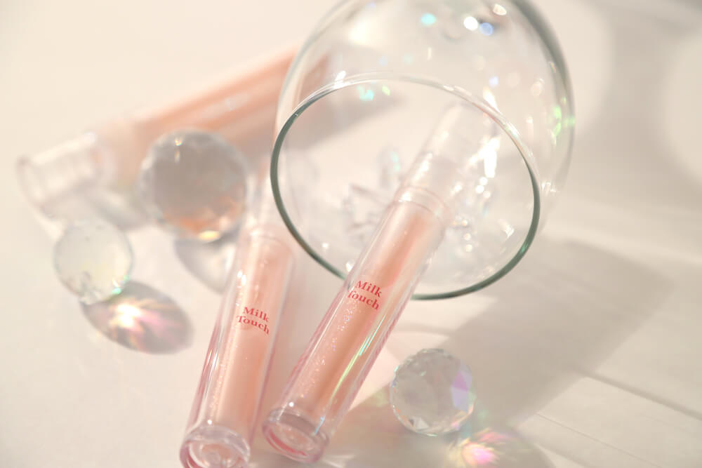 「Milk Touch(ミルクタッチ)」のGlossy Jelly-O Lip Tint #Twinkle Bear/¥1,452(税込み)