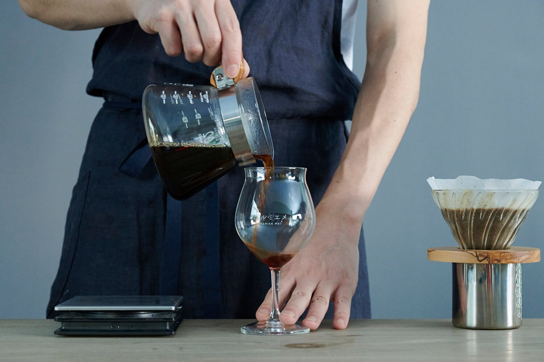 「プルミエメ(PREMIER MAI)」ハンドドリップコーヒー/¥600(税込み)