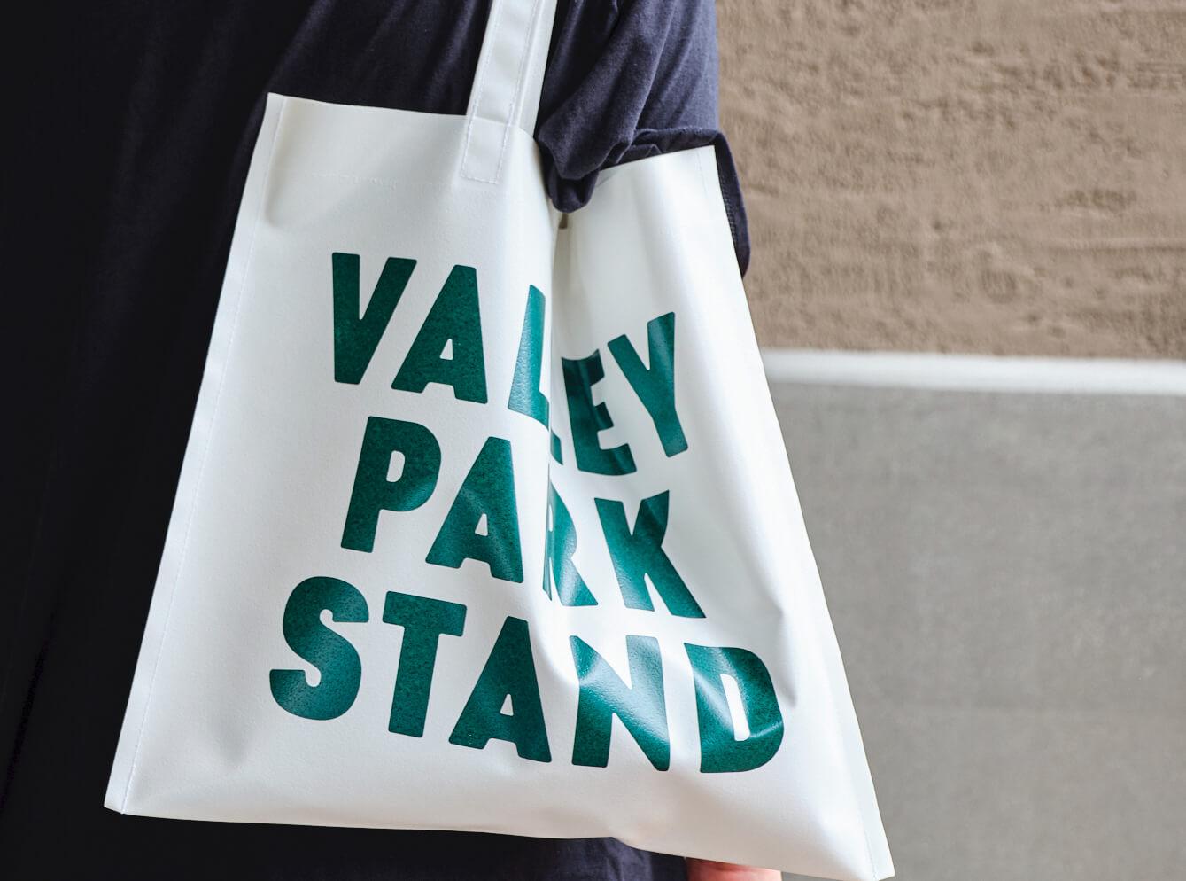 渋谷宮下パーク「VALLEY PARK STAND(ヴァリーパークスタンド)」