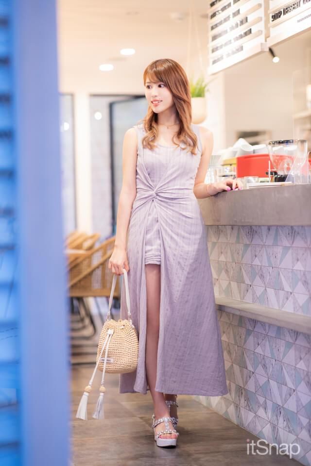モデル・行愛美サン/26歳(161cm)