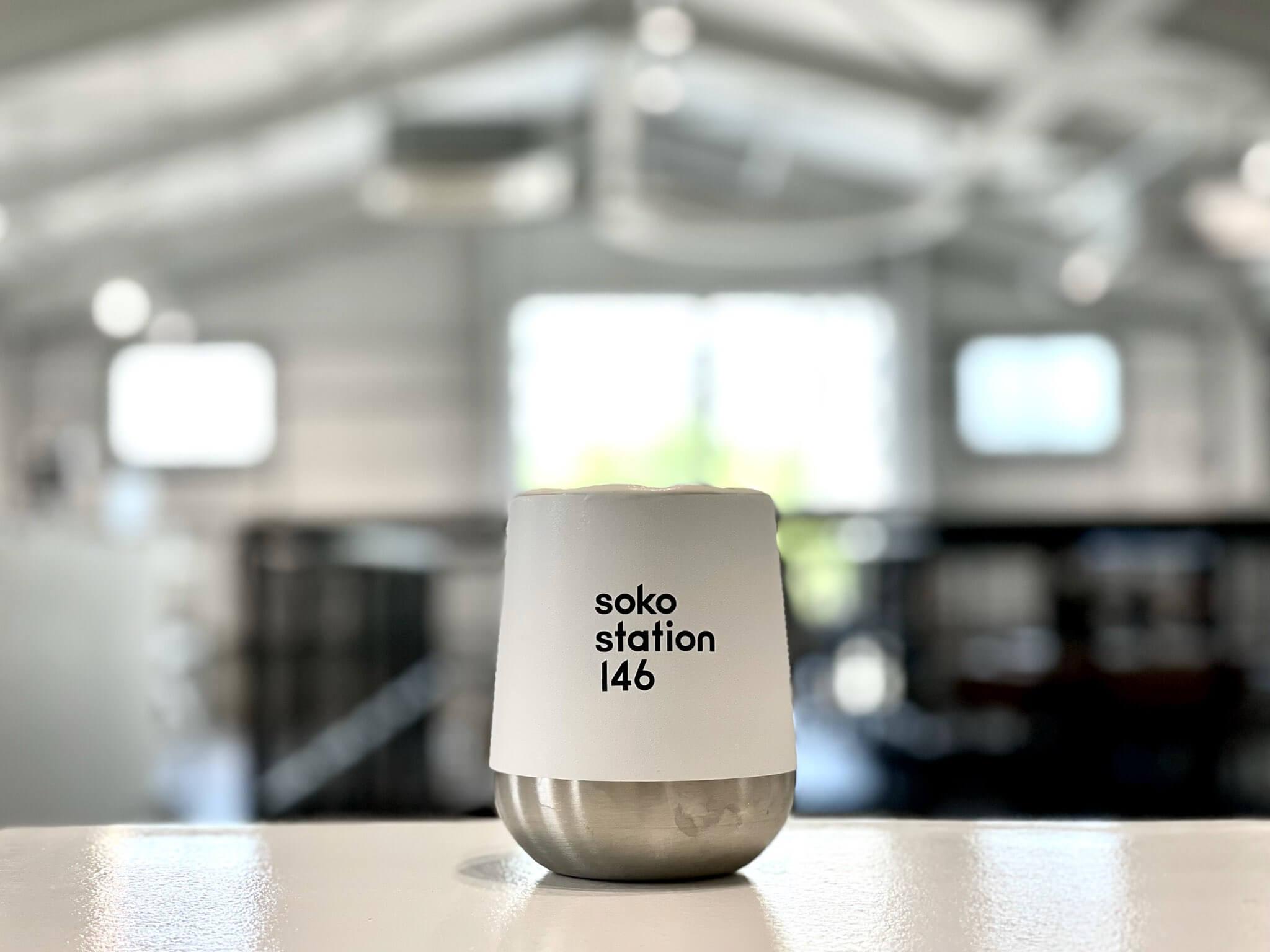 soko station 146のマグカップ