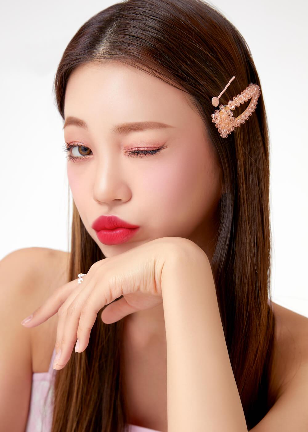 I'M MEMEのMy Sweetest Pink Duoを使用したモデル
