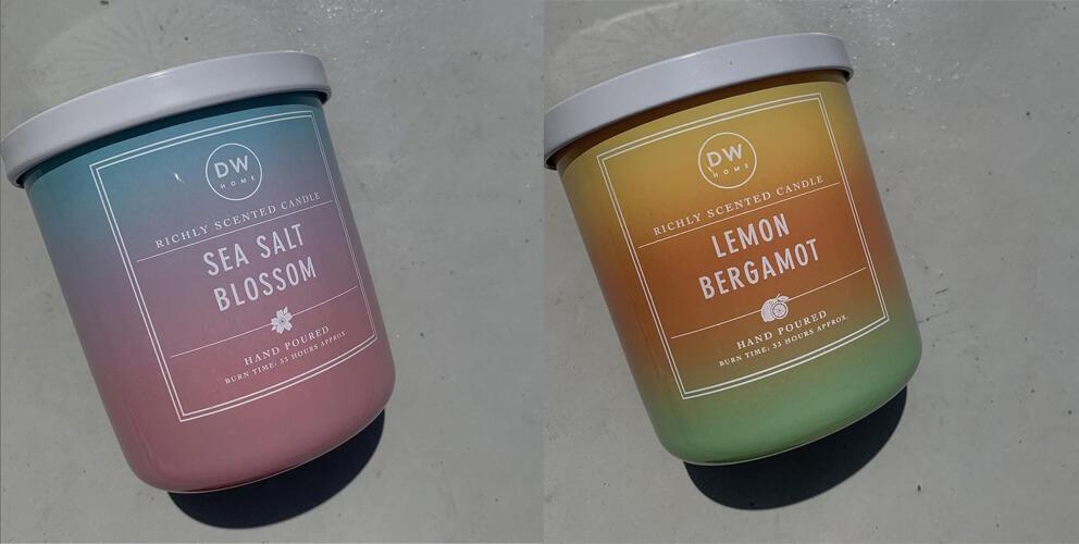 代官山「FindField(ファインドフィールド)」のSea Salt Blossom、Lemon Bergamot