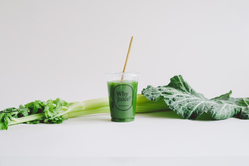 Why Juice?のLittle Green Flex(リトルグリーン)