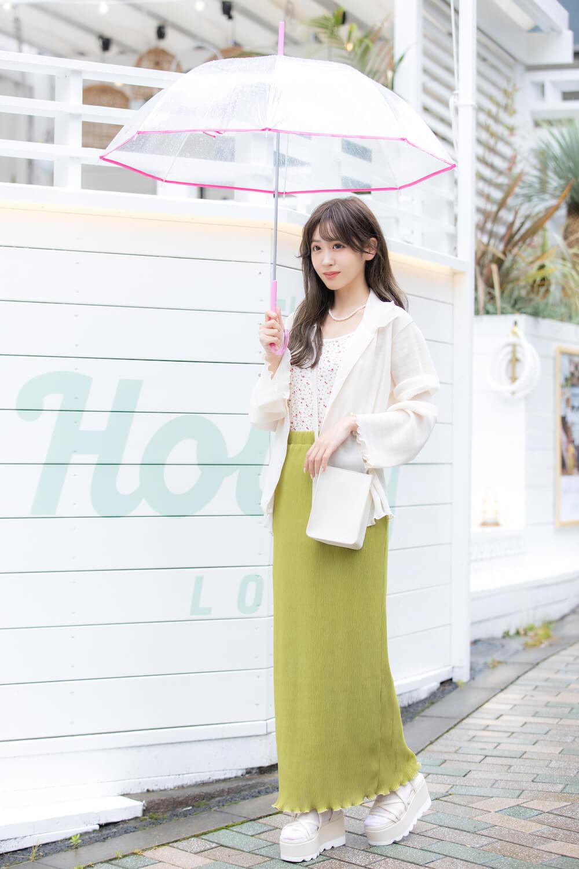 櫻井優衣サンの私服コーデ