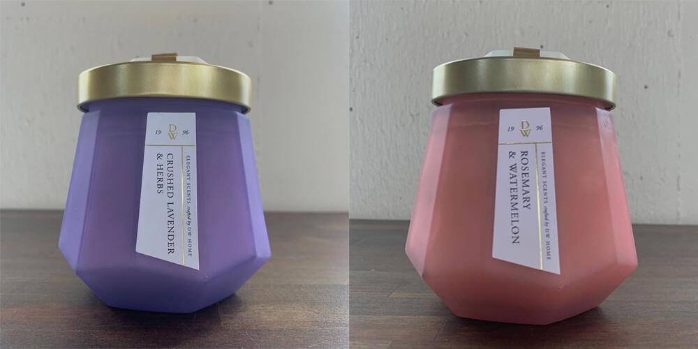 代官山「FindField(ファインドフィールド)」のCrashed Lavender & Herbs、Rosemary & Watermelon