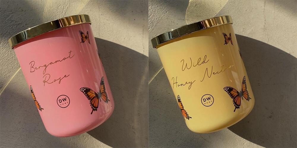代官山「FindField(ファインドフィールド)」のBergamot Rose、Wild Honey Nectar