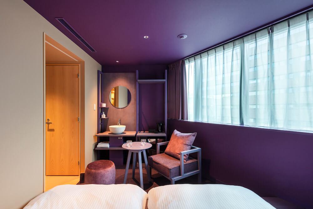 toggle hotel suidobashiのスタンドルーム