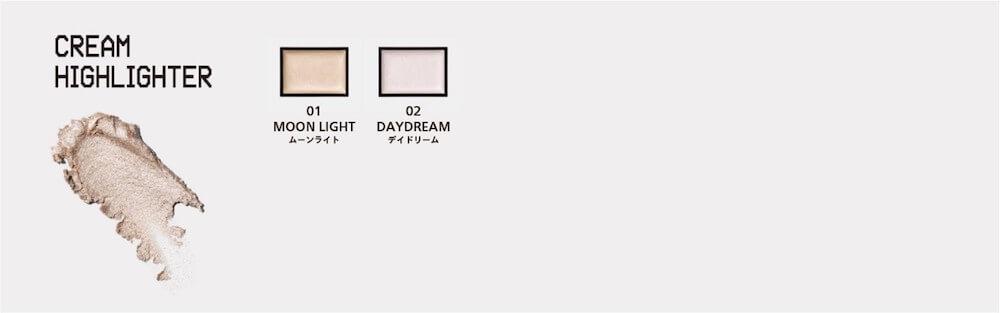 エムエヌ マイハイライター 全2色/各¥660(税込み)