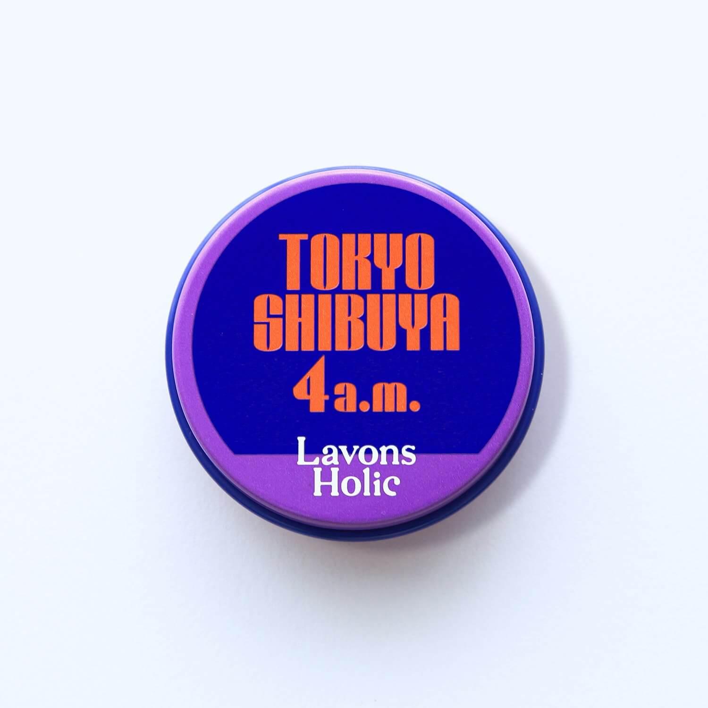 Lavons Holic(ラボンホリック)の「香ルバーム」トーキョーシブヤ4a.m.