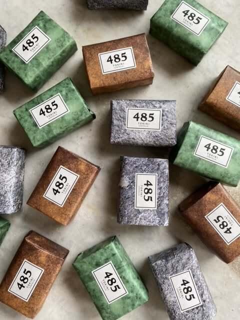 485 TOKINI CASTELLAのパッケージ
