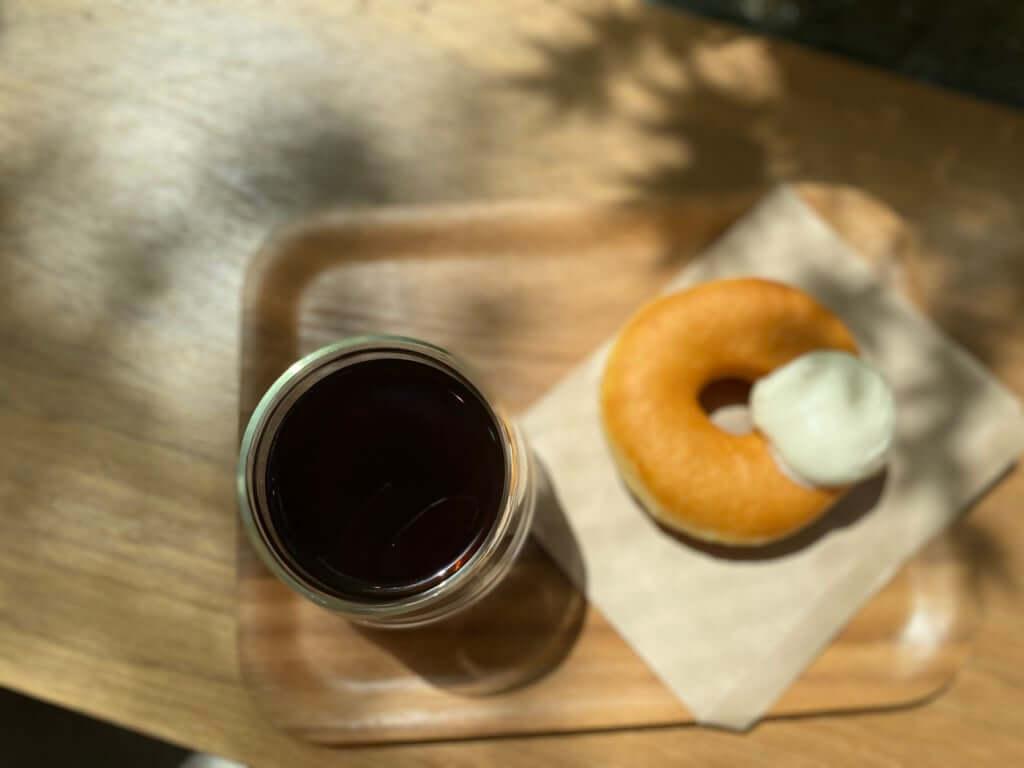 HIGUMA Doughnuts × Cofffee Wrights表参道 揚げたてドーナツ